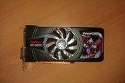 PowerColor PCI-Ex Radeon HD6850 1024MB GDDR5