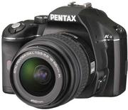 Продам Pentax K-x в отличном состоянии