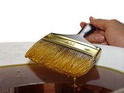 цена  Льняное масло используется для покрытия срубов,  деревянной мебе