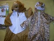 львенок и тигрик на 1 - 2  годика