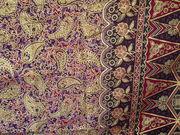 Ткани из Индонезии ручной работы из  натуральной ткани