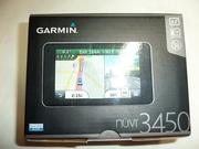 Новый GPS навигатор Garmin nuvi 3450LMT