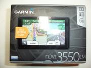 Новый GPS навигатор Garmin nuvi 3550LMT