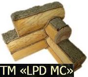 Пакля.Специально подготовленное льняное масло TM LPD MC для обработк