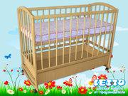 Кроватка детская LETTO LILU