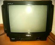 Продам телевизор Philips 21GX1562+пульт+настенный кронштейн