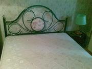 Кровать металлическая новая двуспальная Донбасс-либерти