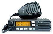 продам icom ic-F110 +авто-антенна c кабелем +таксометр
