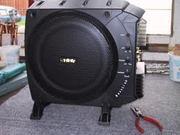 Infinity Basslink Авто САБ.активный! усилитель 200Вт.Техника мощьнейша