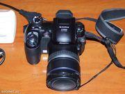 зеркальный фотоаппарат FUJIFILM S5000