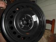 Продам новые металлические диски r16 на DOBLO