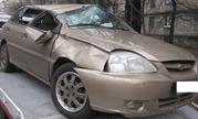 Срочно продам машину после ДТП КИА RIO
