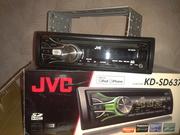 АвтоМагнитола JVC kd-SD637