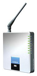 Linksys WAG200G  Wi-Fi-ADSL2+ точка доступа (роутер)