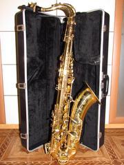 тенор саксофон Selmer SA80 (paris)