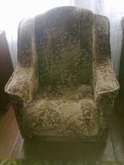 Кресла мягкие 2 шт б/у в очень хорошем состоянии Донецк