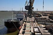 Известь гашенная и не гашенная в портах Мариуполя Бердянска Одессы.
