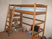 Двухъярусная кровать Чердак соня
