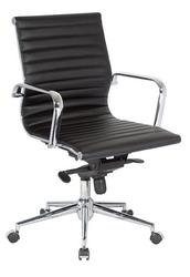 Кресло Алабама офисное со спинкой средней высоты