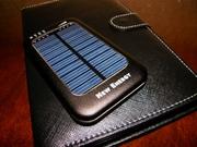 Солнечное зарядное устройство. Solar charger 3500 mAh.