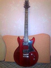 Продам б/у электрогитару Ibanez GAX30 TR