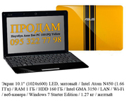Продам Asus Eee PC 1001PQ Yellow