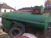 Продаётся ёмкость из бензозаправщика АТЗ-7, 5 ( в комплекте.) Объём – 8