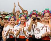 Ярмарка в Сорочинцах 2013 из Донецка -300грн!