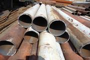 Трубы б/у 219х8-10 демонтаж металлоконструкций.