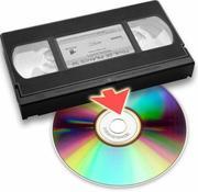 Перезапись (оцифровка) видеокассет на dvd-диски от 40 грн/1видеокассет