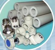 Полипропиленовые фитинги для отопления и водоотведения Донецк