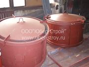 Оборудование для производства металлоформ ЖБИ