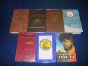 Продаю книги из домашней библиотеки