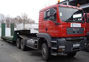 Услуги трала 35-50т по Донецку и области