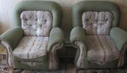 продам мягкую мебель/диван и два кресла