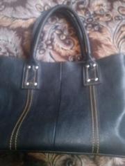 элегантная сумка из эко-кожи