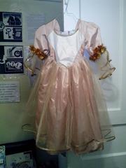 платье нарядное на 4 - 6 лет