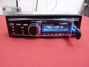 Автомагнитола  Sony 1086A   (USB,  SD,  FM,  AUX)