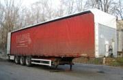 Продам БУ полуприцеп SCHMITZ Cargobull SPR27