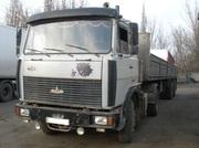 Тягач МАЗ 54323 с полуприцепом б/у.