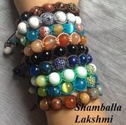 Эксклюзивные браслеты Шамбала на заказ!