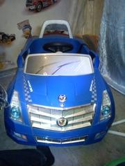 БОЛЬШОЙ детский электромобиль Cadillac от 2 лет