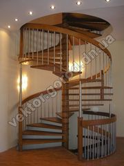 Лестницы Донецк , столярные изделия двери из ясеня и дуба в Донецке