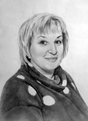 Рисую портреты  по фотографии в технике карандаш