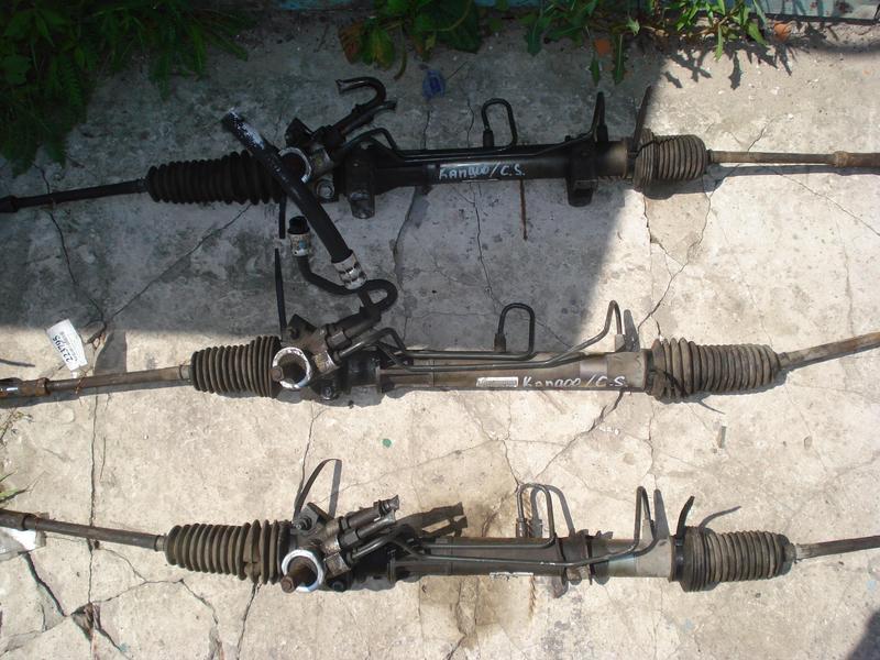Реставрация рулевой рейки рено кенго своими руками