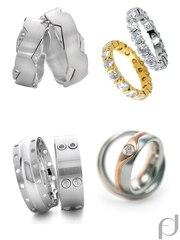 Обручальные кольца и другие ювелирные изделия под заказ