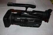 Продам срочно видеокамеру Panasonic AG-HMC41EU