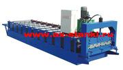 Оборудование по производству профнастила и металлочерепицы из Китая