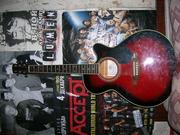 Продам Электроакустическую гитару(SX EAG1K VS)