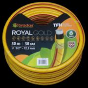 Оптом Шланг поливочный Bradas Royal Green и Royal Gold.